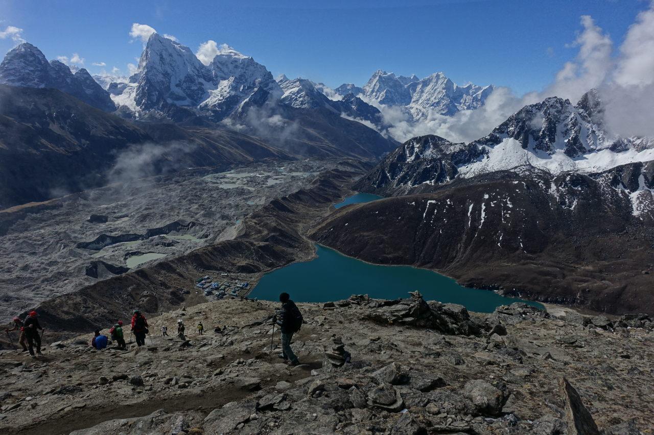 Resultado de imagen de Las cotas de nieve bajan a las costas,,, ,,y los glaciares tocan,, los pueblos de montaña,